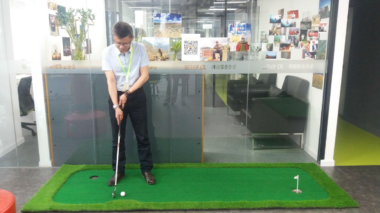 迷你高尔夫,室内高尔夫建设