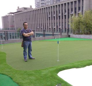 打高尔夫球要养成的几个好习惯