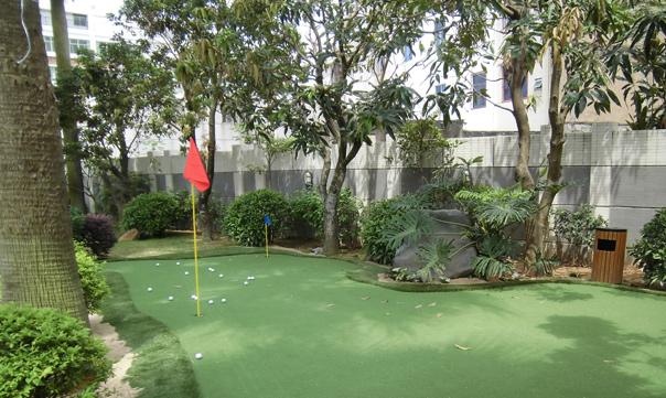 室外迷你高尔夫案例