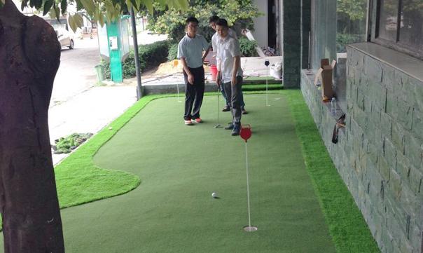 室内迷你高尔夫案例