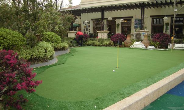 高尔夫练习建设-湖南幼儿园