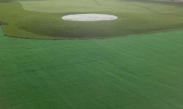 高尔夫练习场建设案例